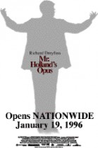 Mr Holland's Opus poster