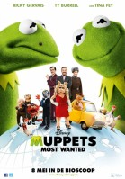 Muppets Most Wanted (DE) poster