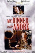 My Dinner with André poster