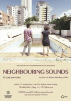 Neighbouring sounds poster