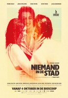 Niemand in de stad poster