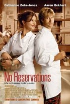 No Reservations poster