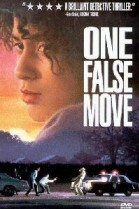 One False Move poster