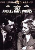 Only Angels have Wings poster