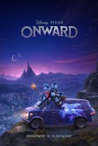 Onward (NL) poster