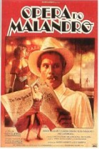 Ópera do Malandro poster