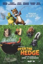 Over the Hedge (NL) poster