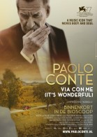 Paolo Conte, It's Wonderful poster
