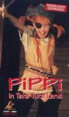 Pippi in Taka Tuka Land poster