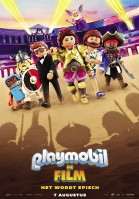 Playmobil: The Movie 3D poster