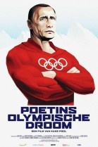 Poetins Olympische Droom poster