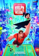 Ralph Breaks the Internet 3D poster