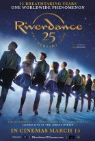 Riverdance 25th Anniversary Show poster