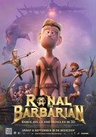 Ronal The Barbarian 3D poster