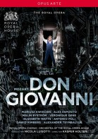 Royal Opera House: Don Giovanni poster