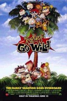 Rugrats Go Wild! poster