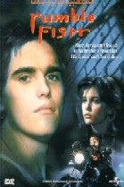 Rumble Fish poster