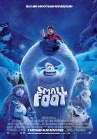 Smallfoot (NL) poster