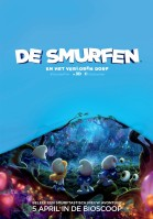 Smurfs: The Lost Village 3D poster