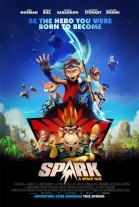 Spark: A Space Tail 3D poster