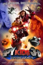 Spy Kids 3-D: Game Over poster