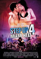 Step Up 4 Miami Heat poster