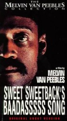 Sweet Sweetback's Baad Asssss Song poster