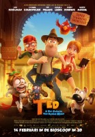 Tad the Lost Explorer and the Secret of King Midas 3D poster