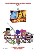 Teen Titans GO! at the Movies (NL) poster