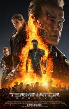 Terminator: Genisys 3D poster
