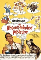 The AbsentMinded Professor poster