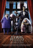 The Addams Family 3D poster
