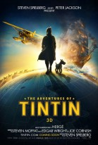 The Adventures of Tintin: Secret of the Unicorn poster
