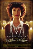 The Affair Of The Necklace poster