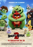 The Angry Birds Movie 2 3D poster