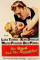 The Bad and the Beautiful poster