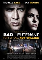 The Bad Lieutenant: Port of Call - New Orleans poster