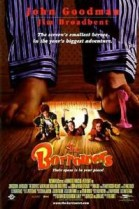 The Borrowers poster