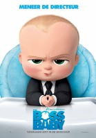 The Boss Baby (NL) poster