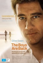 The Boys Are Back poster