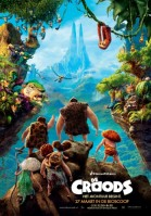 The Croods 3D (NL) poster