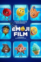 The Emoji Movie 3D poster