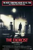 The Exorcist - Director's cut poster