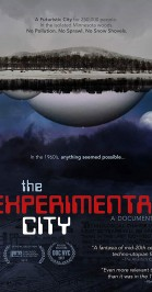 The Experimental City poster