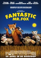 The Fantastic Mr. Fox (NL) poster
