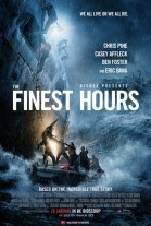 The Finest Hours 3D poster