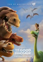 The Good Dinosaur (NL) poster