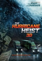 The Hurricane Heist 3D poster