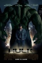 The Incredible Hulk poster