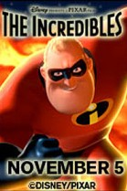 The Incredibles (NL) poster